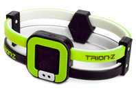 Duo Loop Ionic/Magnetic Bracelet Black/Lime