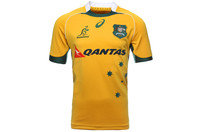 Australia Wallabies 2014/15 Home Pro Replica Rugby Shirt