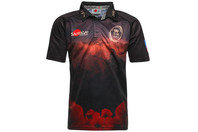 British Army Evermore Poppy Remembrance Day Rugby Shirt