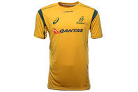 Australia 2014/15 Replica Match Day Training T-Shirt