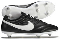 Nike The Premier SG Football Boots Black/White