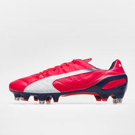 Puma evoSPEED 1.3 Leather Mixed Sole SG Football Boots