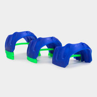 Monster Kicking Tee Blue