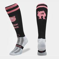Wackysox Oinks a Lot Rugby Socks