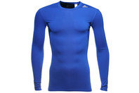 adidas Techfit Climalite L/S Compression Base Layer