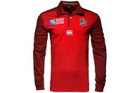 England RWC 2015 Alternate Classic L/S Rugby Shirt