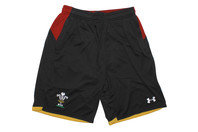 Under Armour Wales WRU 2016/17 Mesh Rugby Training Shorts