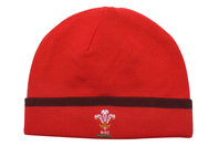 Under Armour Wales WRU 2016/17 Players Rugby Beanie