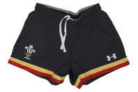 Under Armour Wales WRU 2016/17 Alternate Players Rugby Shorts