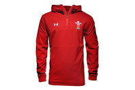 Wales WRU 2016/17 1/4 Zip Supporters Rugby Jacket
