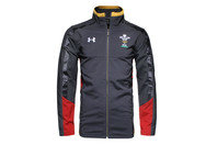 Under Armour Wales WRU 2016/17 Players Rugby Presentation Jacket