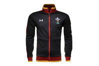 Under Armour Wales WRU 2016/17 Rugby Track Jacket