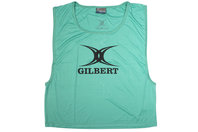 Polyester Rugby Training Bibs Green