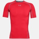 Heat Gear Armour Compression S/S T-Shirt Red