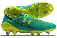 Under Armour Speedform CRM Hybrid SG Football Boot