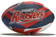 Sydney Roosters NRL 2015 Supporters Rugby Ball Red/Navy/White