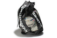 Breathable Rugby Ball Bag Black