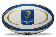 European Champion Cup Replica Rugby Ball