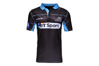Glasgow Warriors 2015/16 Home S/S Replica Rugby Shirt