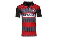 Edinburgh 2015/16 Home S/S Replica Rugby Shirt