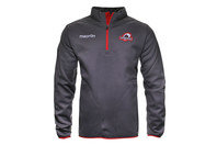Edinburgh 2015/16 Players 1/4 Zip Rugby Fleece