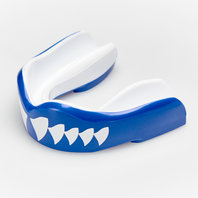 Safejawz Shark Mouth Guard Blue/White