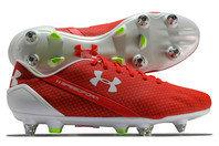 Under Armour Speedform CRM Hybrid SG Football Boots