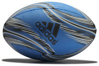 Torpedo X-Ebition 4 Rugby Ball Solar Blue/Black/White