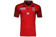 England RWC 2015 Alternate Classic S/S Rugby Shirt