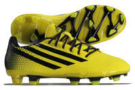 adidas Crazyquick Malice FG Rugby Boots Bright Yellow/Core Black/Bright Yellow