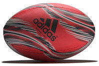 adidas Torpedo X-Ebition Training Rugby Ball