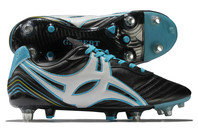 Gilbert Jink Pro 6 Stud Hybrid SG Rugby Boots