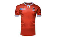 Canada RWC 2015 Home S/S Replica Rugby Shirt