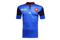 France RWC 2015 Home S/S Replica Rugby Shirt