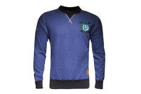 Macron Scotland 2015/17 Heavy Cotton Crew Neck Rugby Fleece