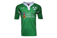 Help for Heroes Ireland Rugby Shirt