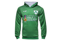 VX-3 Help for Heroes Ireland Rugby Hooded Sweat