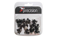 Precision Training Super Pro Alloy Tipped Football Studs Set of 12
