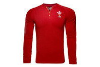 Under Armour Wales WRU 2016/17 Henley Shirt