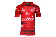 British Army 2016 Players Home S/S Rugby Shirt