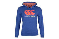 CCC Princess Seam Ladies Hooded Rugby Sweatshirt