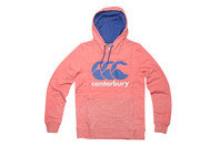 Canterbury CCC Princess Seam Ladies Hooded Rugby Sweatshirt