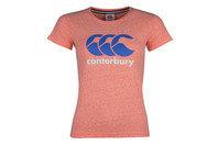 Canterbury CCC Logo Ladies Rugby T-Shirt