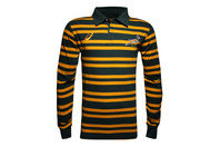 Asics South Africa Springboks 2015/16 Off Field L/S Rugby Polo Shirt