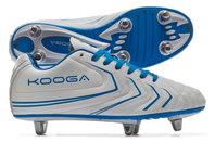 Kooga Warrior 2 SG Kids 6 Stud Rugby Boots