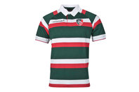 Leicester Tigers 2016/17 Home Classic S/S Rugby Shirt