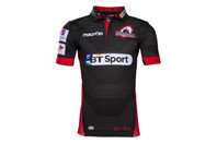 Edinburgh 2016/17 Players Home Test Rugby Shirt