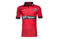 Macron Edinburgh 2016/17 Alternate S/S Replica Rugby Shirt