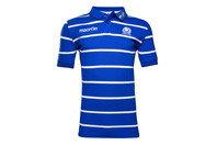 Macron Scotland 2016/17 Cotton Travel Rugby Polo Shirt