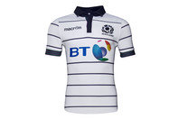 Macron Scotland 2016/17 Alternate S/S Test Rugby Shirt